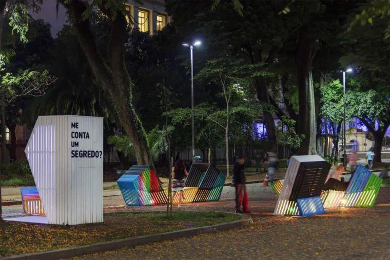 互动式街头艺术景观家具!_11