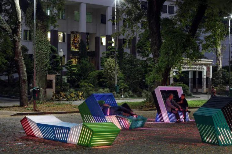 互动式街头艺术景观家具!_9