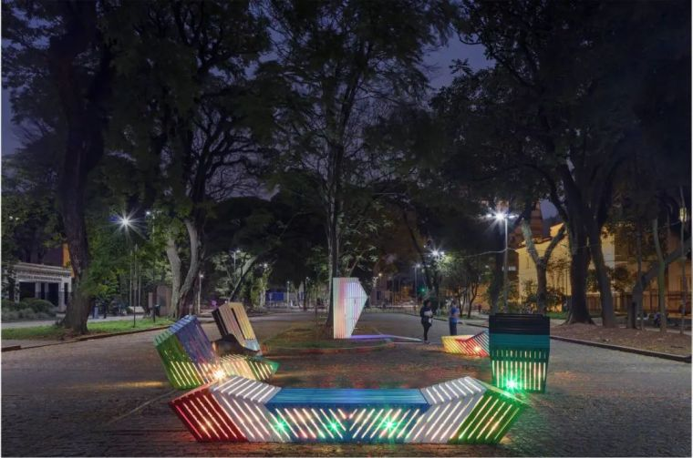 互动式街头艺术景观家具!_8