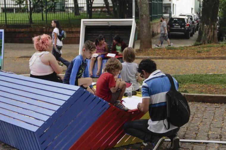 互动式街头艺术景观家具!_16