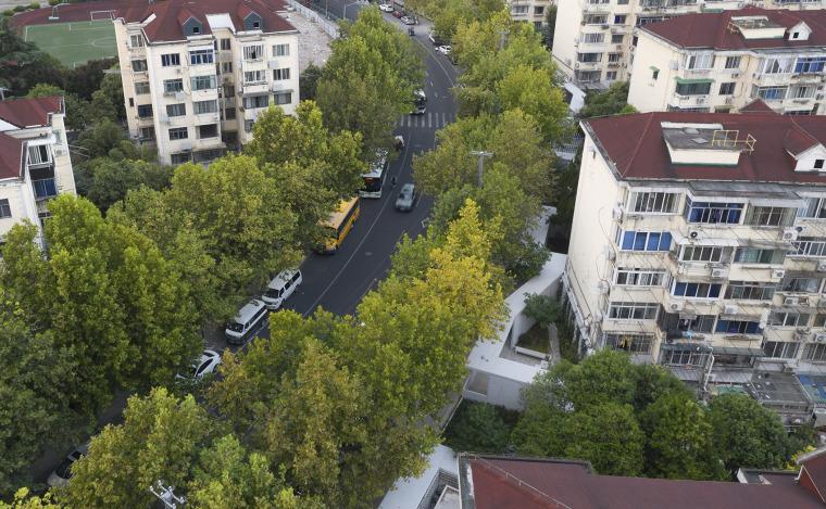 上海昌里园改造实景图1