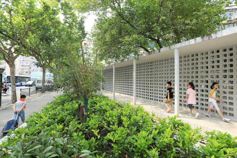 上海昌里园改造实景图3