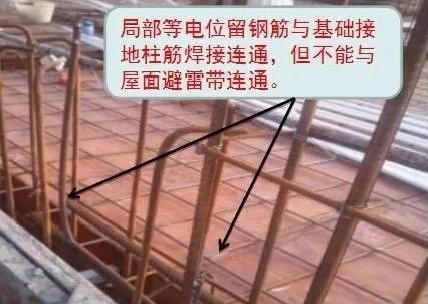 解读防雷接地的施工流程及工艺做法_11
