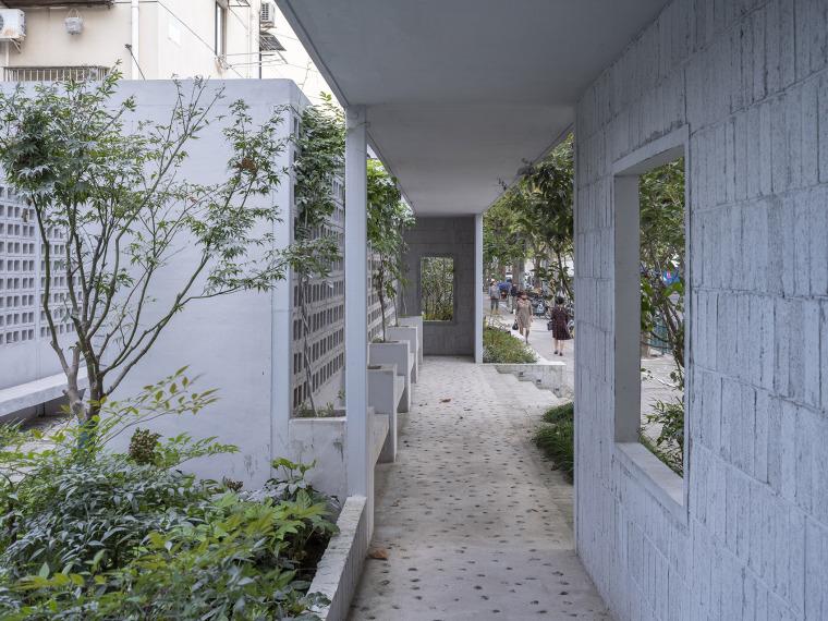 上海昌里园改造实景图6