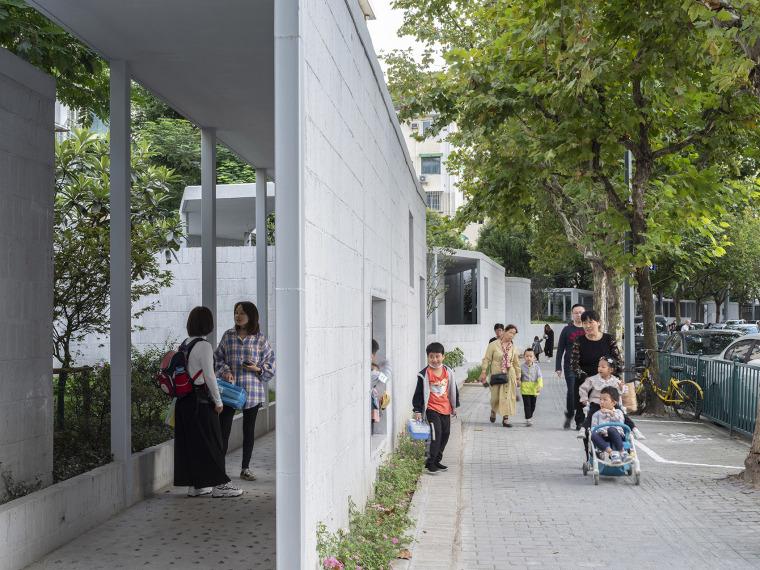 上海昌里园改造实景图5