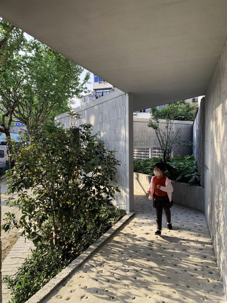 上海昌里园改造实景图8