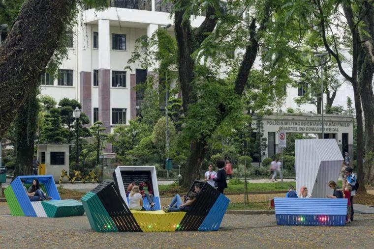 互动式街头艺术景观家具!_3