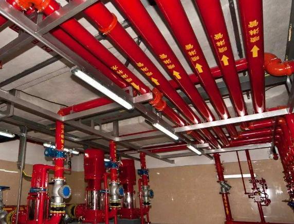 消防工程施工应急预案