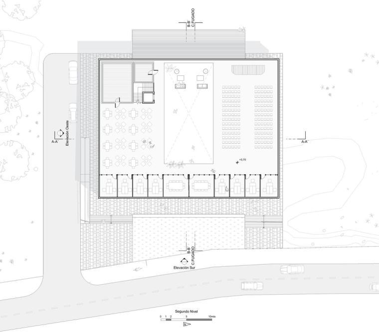 智利14K大楼平面图