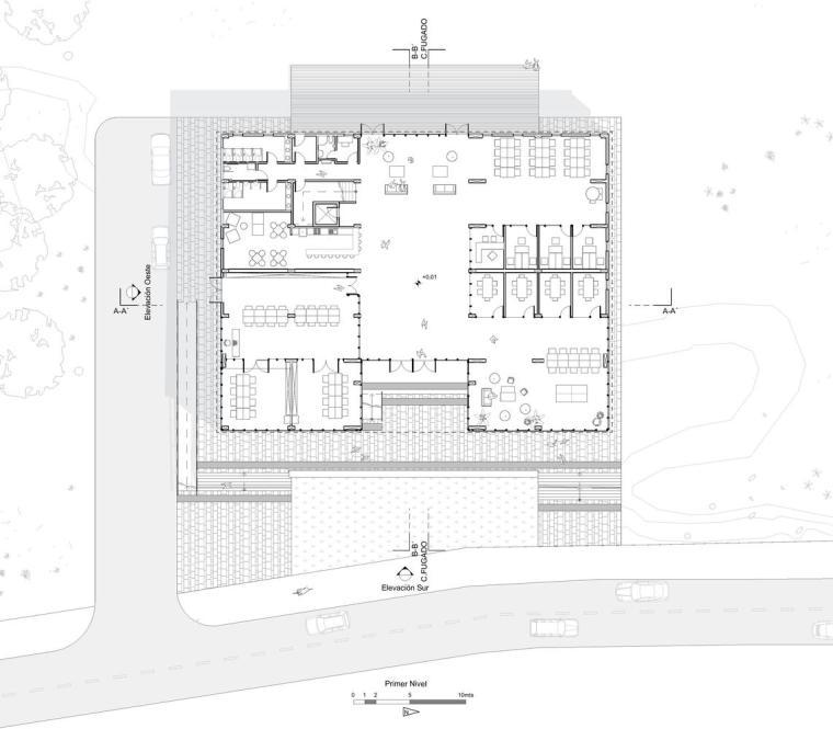 智利14K大楼平面图2