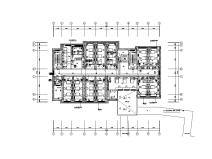 多层产业园景观机电深化设计图2018