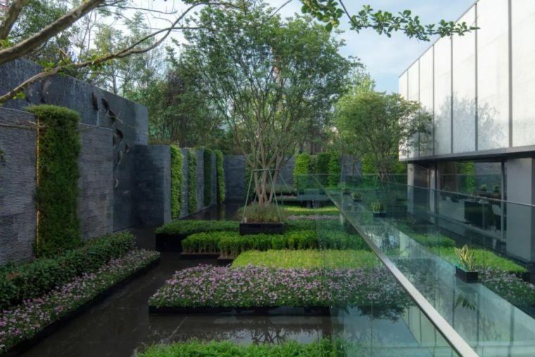 院藏匠心,现代艺境|重庆南山和院_23