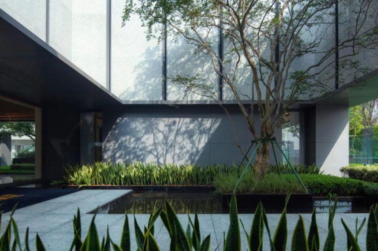 院藏匠心,现代艺境|重庆南山和院_25