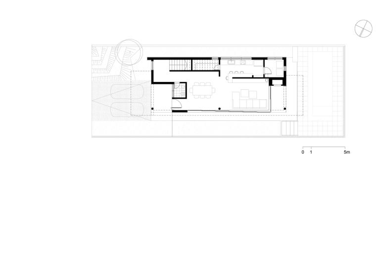巴西daMata住宅-巴西da Mata住宅平面图1