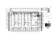 沈阳10万平厂房水暖电施工图(含计算书)