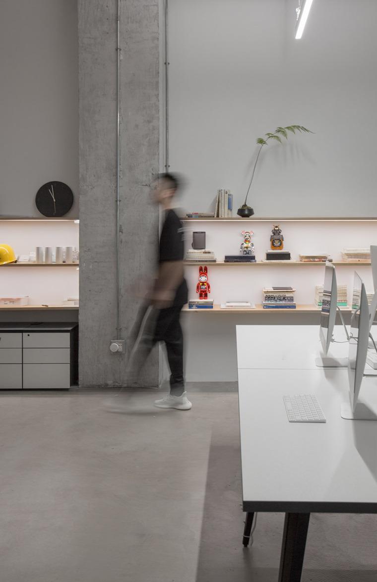 深圳波浪办公空间室内实景图7