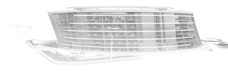 宁波太平鸟时尚中心模型图
