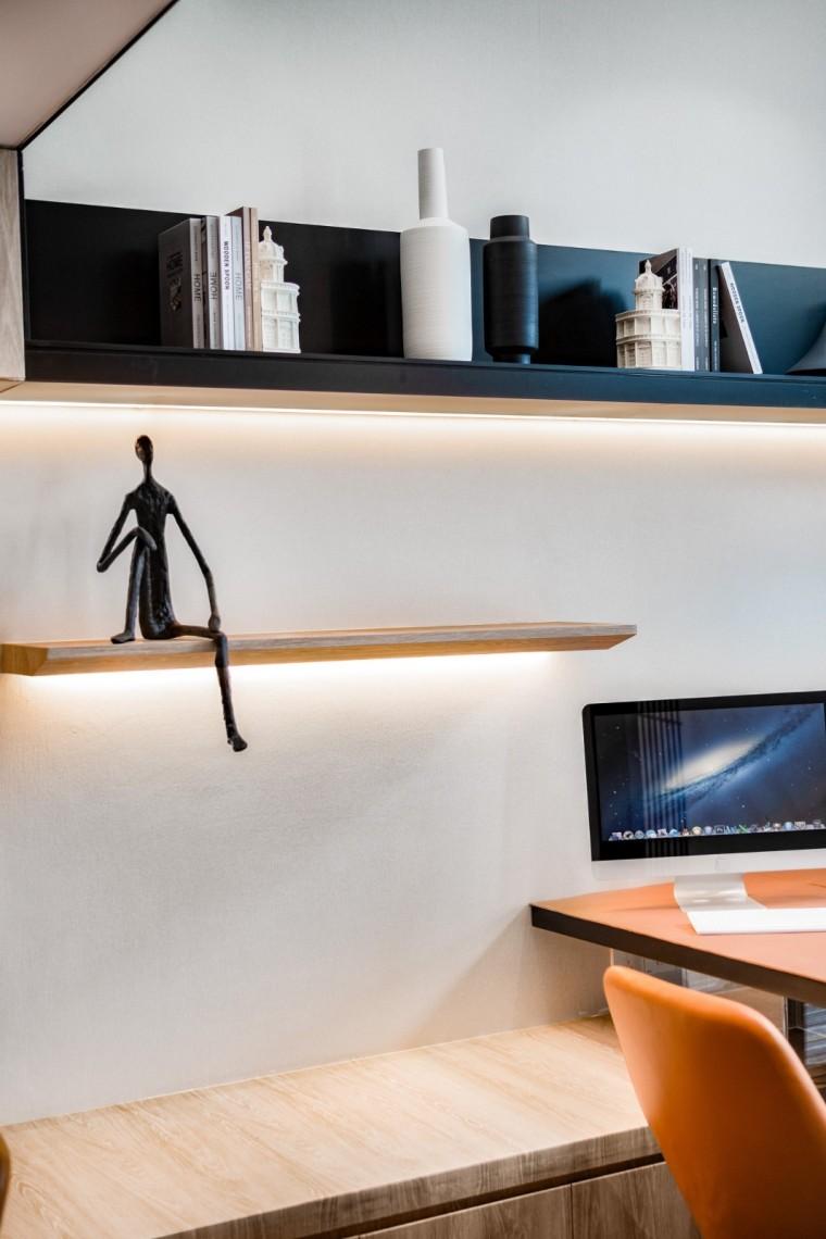 昆明海伦堡昆海办公室空间室内实景图3