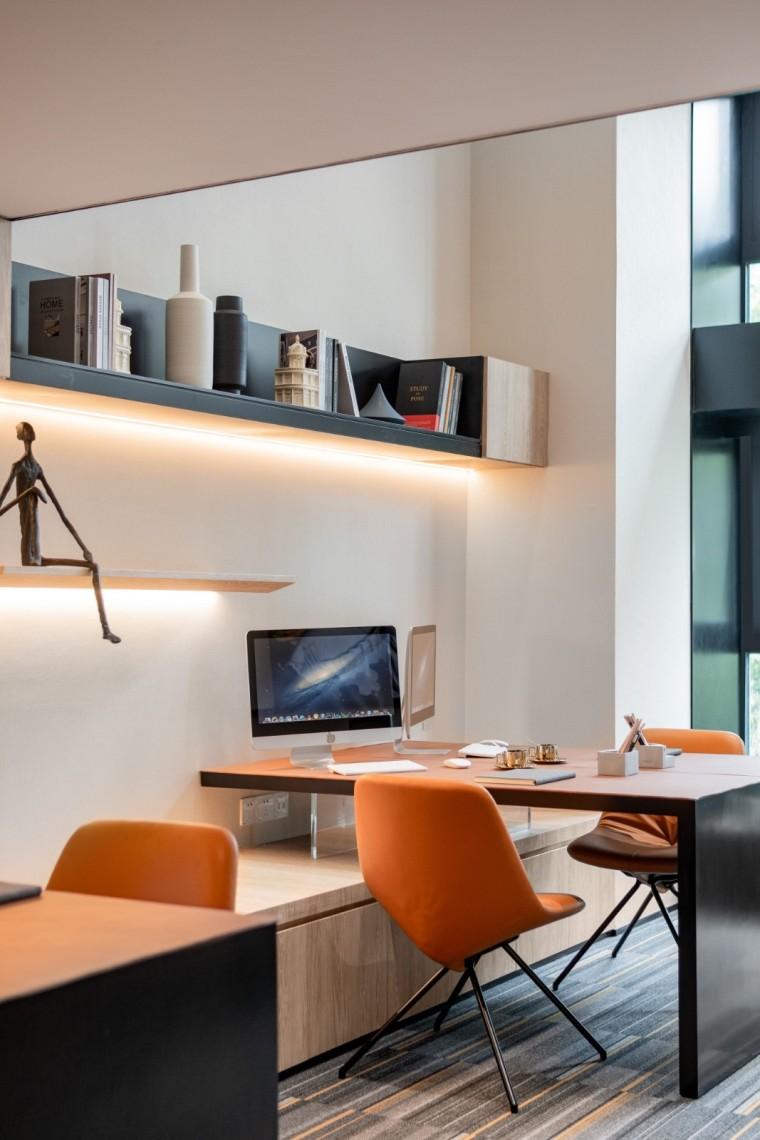 昆明海伦堡昆海办公室空间室内实景图4