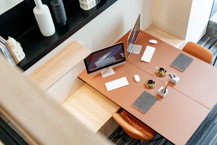 昆明海伦堡昆海办公室空间室内实景图5