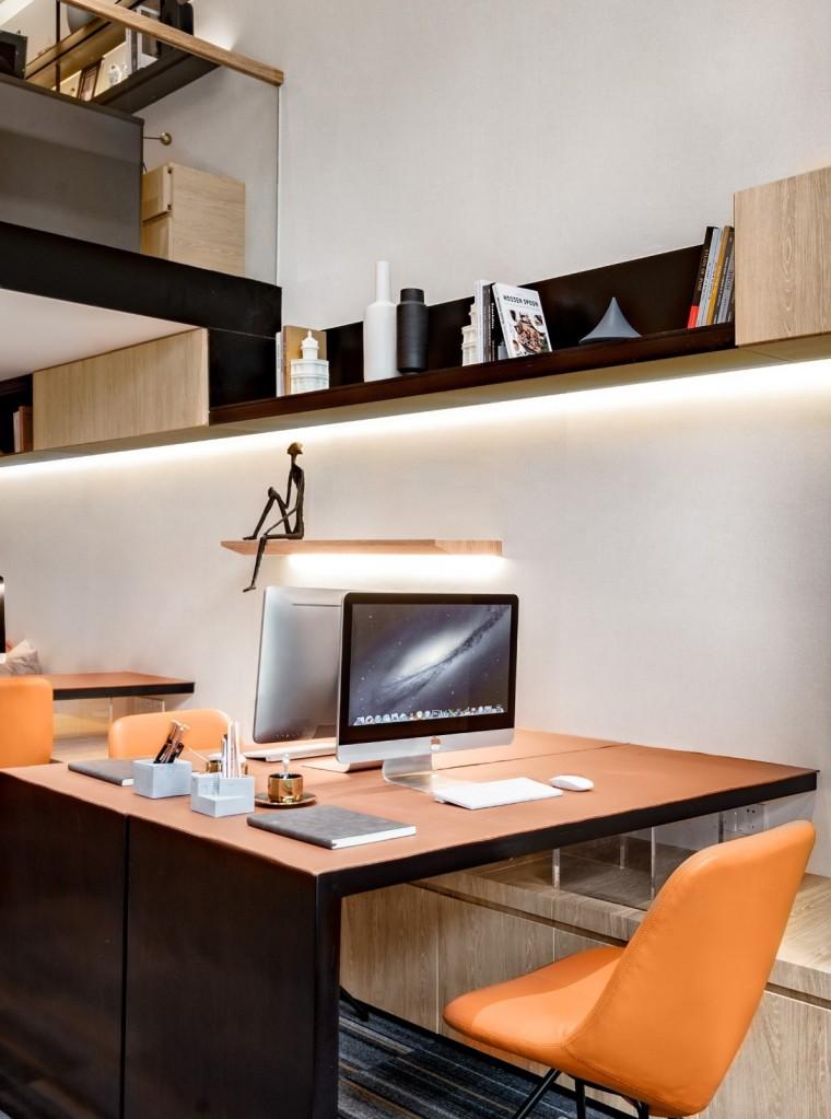 昆明海伦堡昆海办公室空间室内实景图11