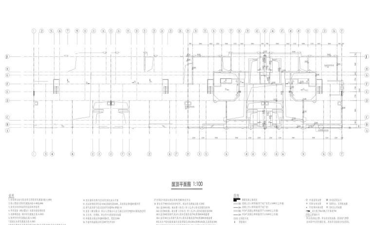 康桥水都三居室高层建筑户型图设计 (10)
