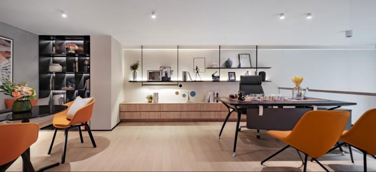 昆明海伦堡昆海办公室空间室内实景图22
