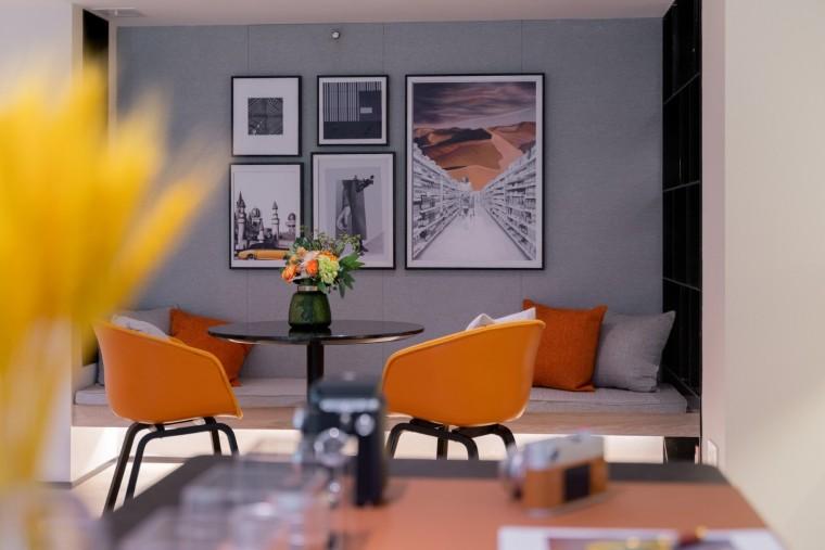 昆明海伦堡昆海办公室空间室内实景图23