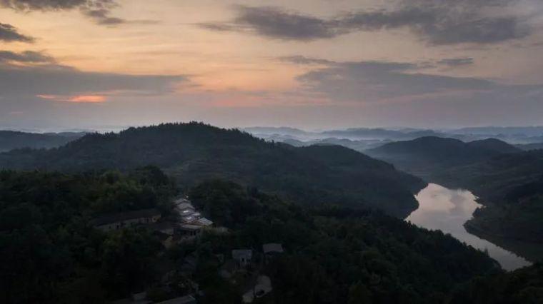 拉毫石屋——湘西最美村落的重生_1