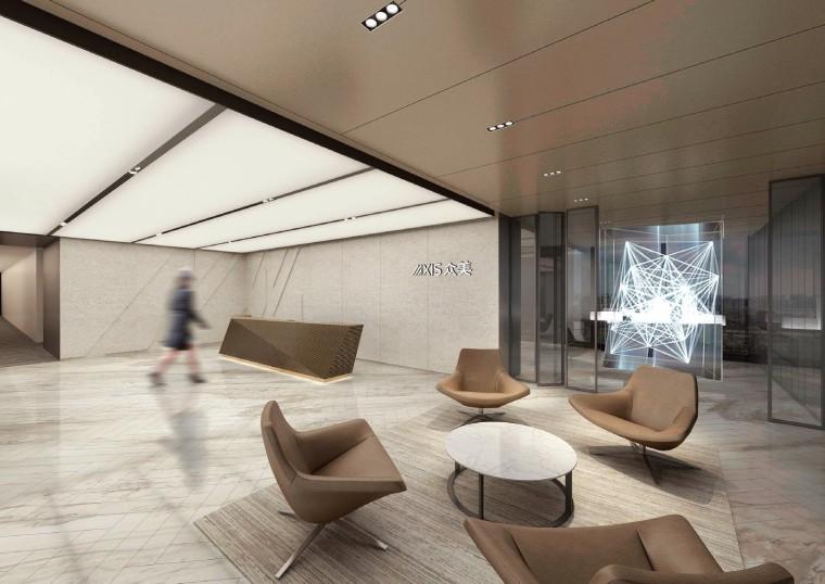 [北京]众美集团总部新办公室装修设计施工图-效果图 (10)