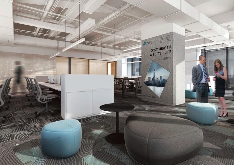 [北京]众美集团总部新办公室装修设计施工图-效果图 (6)