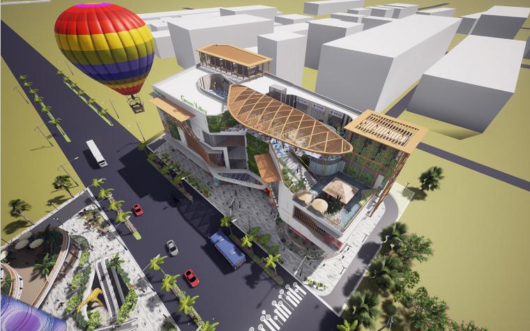 [生态情景式购物公园]鸣翠谷购物公园设计-04
