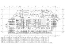 [北京]众美集团总部新办公室装修设计施工图
