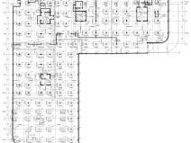 [上海]单层框架结构地下车库全套图纸2017
