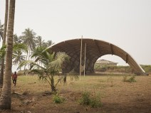 加纳Haduwa舞台