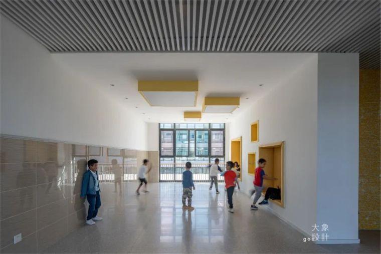 现代+简约+大气+美观的——融创中心小学_14