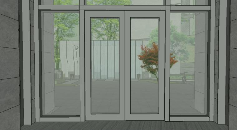 [福建]知名企业春江郦城示范区景观模型-知名企业春江郦城示范区景观模型 (12)