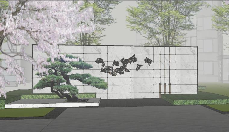 [福建]知名企业春江郦城示范区景观模型-知名企业春江郦城示范区景观模型 (13)