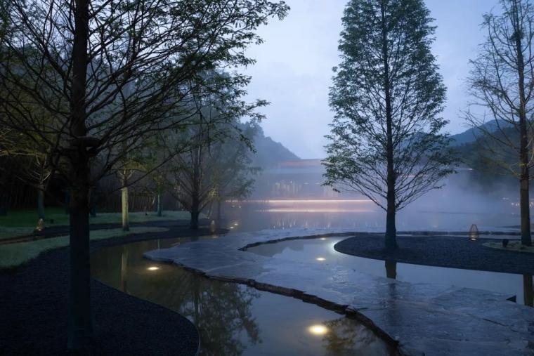 安徽池州·九华山示范区景观实景图6