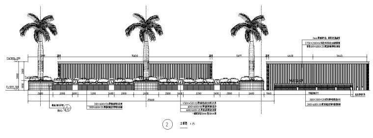 主入口景墙、水景详图设计-主入口景墙、水景详图设计 (2)