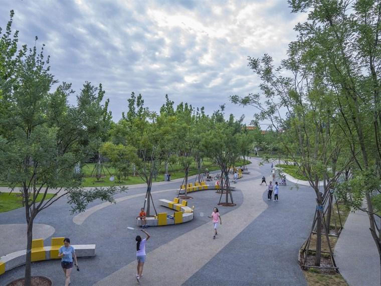 北京西长安街文化艺术公园-00