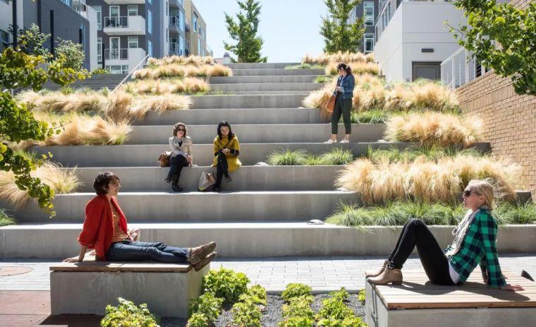景观台阶的设计策略,来探索!_3