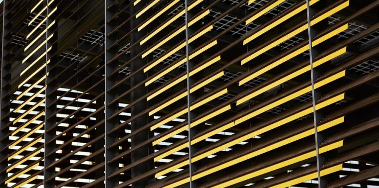 金恪建筑:这家智能装修过的旗舰店,吸引了_3