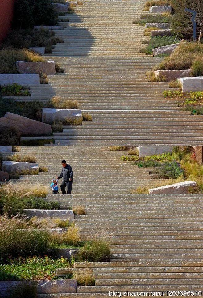 景观台阶的设计策略,来探索!_5