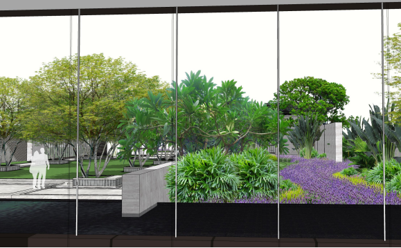 [云南]昆明环湖路主题示范区景观概念设计-效果图3