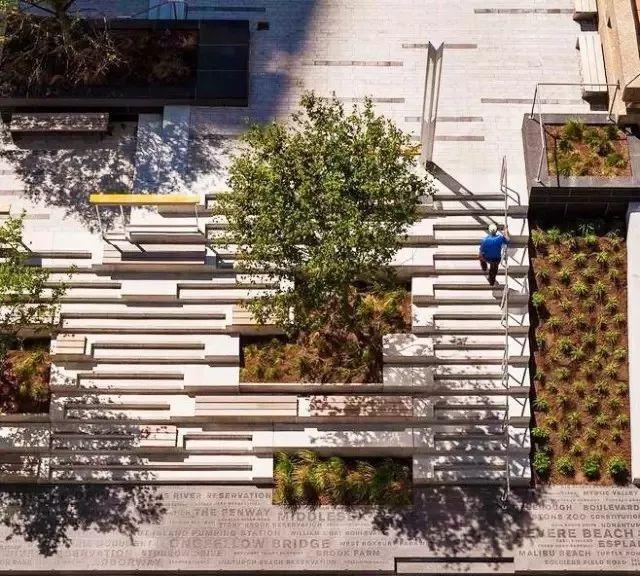 景观台阶的设计策略,来探索!_14