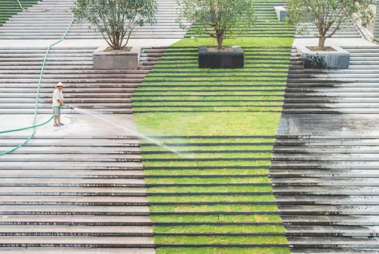 景观台阶的设计策略,来探索!_18