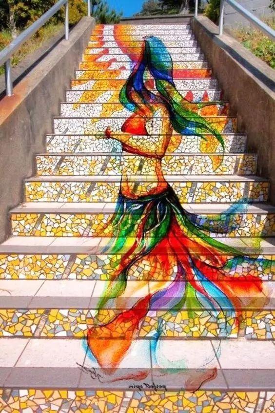 景观台阶的设计策略,来探索!_25