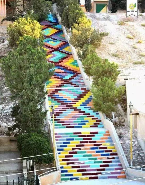 景观台阶的设计策略,来探索!_26