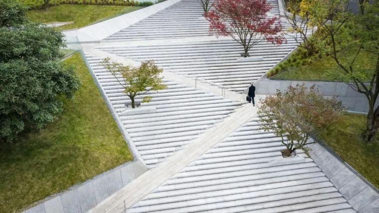 景观台阶的设计策略,来探索!_41